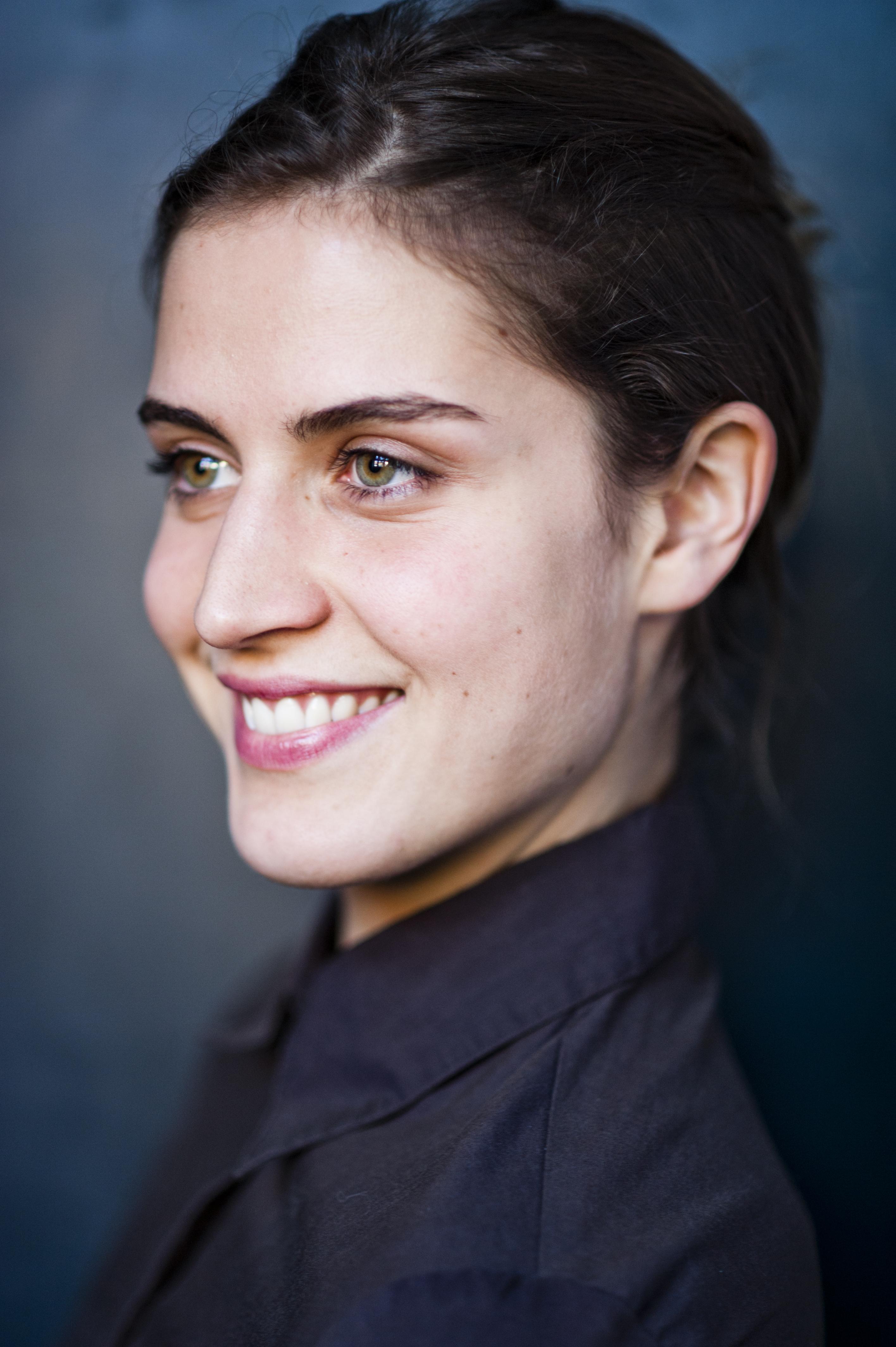 Morgane Ferru In Sensor An Der Deutschen Oper Berlin