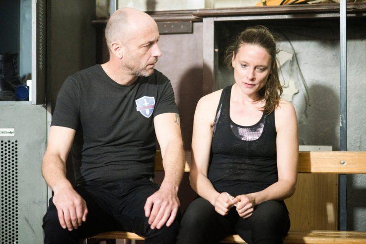 """Katharina Heyer & Christian Koerner in """"Letzte Spur Berlin – Schutzengel"""" am 20.04.2018 um 21:15 Uhr im ZDF"""