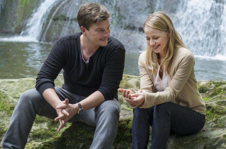 "Matthi Faust als 'Florian Leiter' in ""Daheim in den Bergen ..."