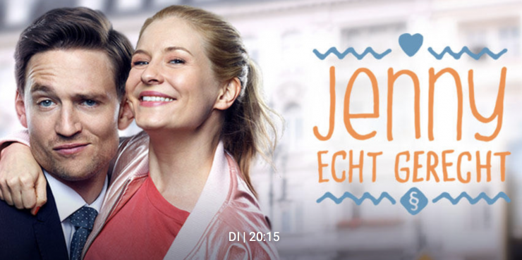"Sarah Bauerett, Artjom Gilz & Kailas Mahadevan in ""Jenny – echt gerecht"" dienstags um 20:15 Uhr auf RTL"